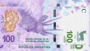 El nuevo billete de $100 con la imagen de la Taruca