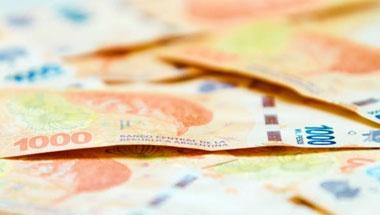 Alertan sobre la circulación de billetes de 1000 pesos falsos